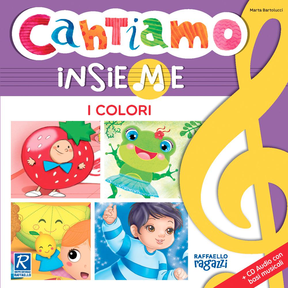 Cantiamo insieme - I colori