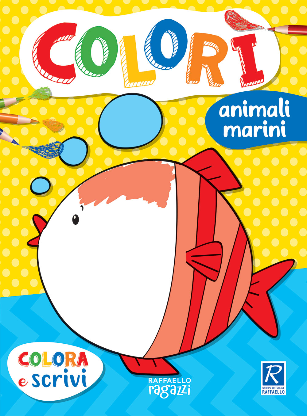 Colorì - Animali marini