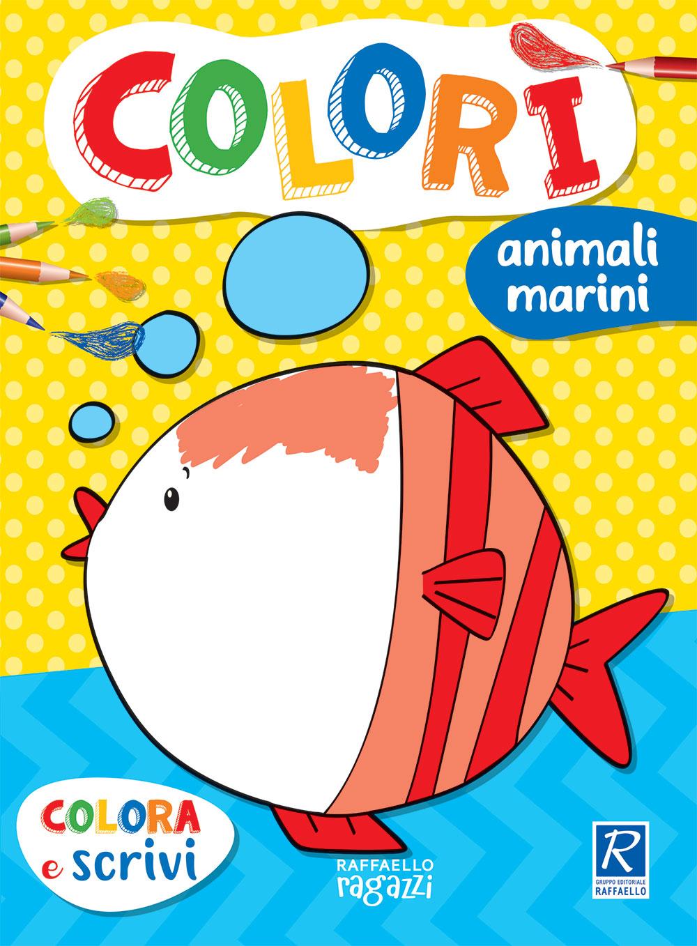 Colorì - Animali marini