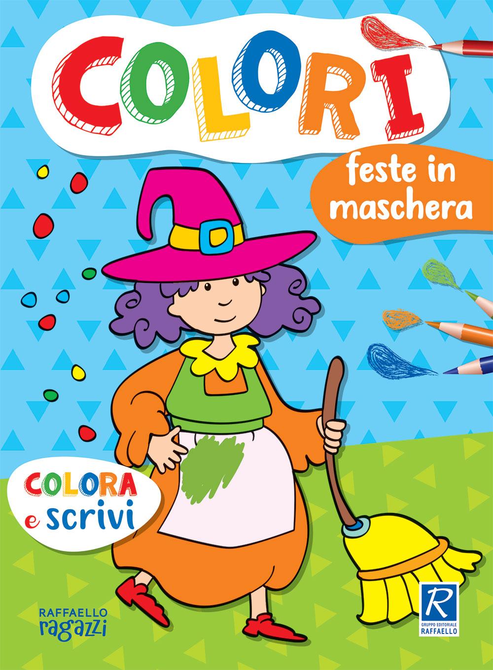 Colorì - Feste in maschera