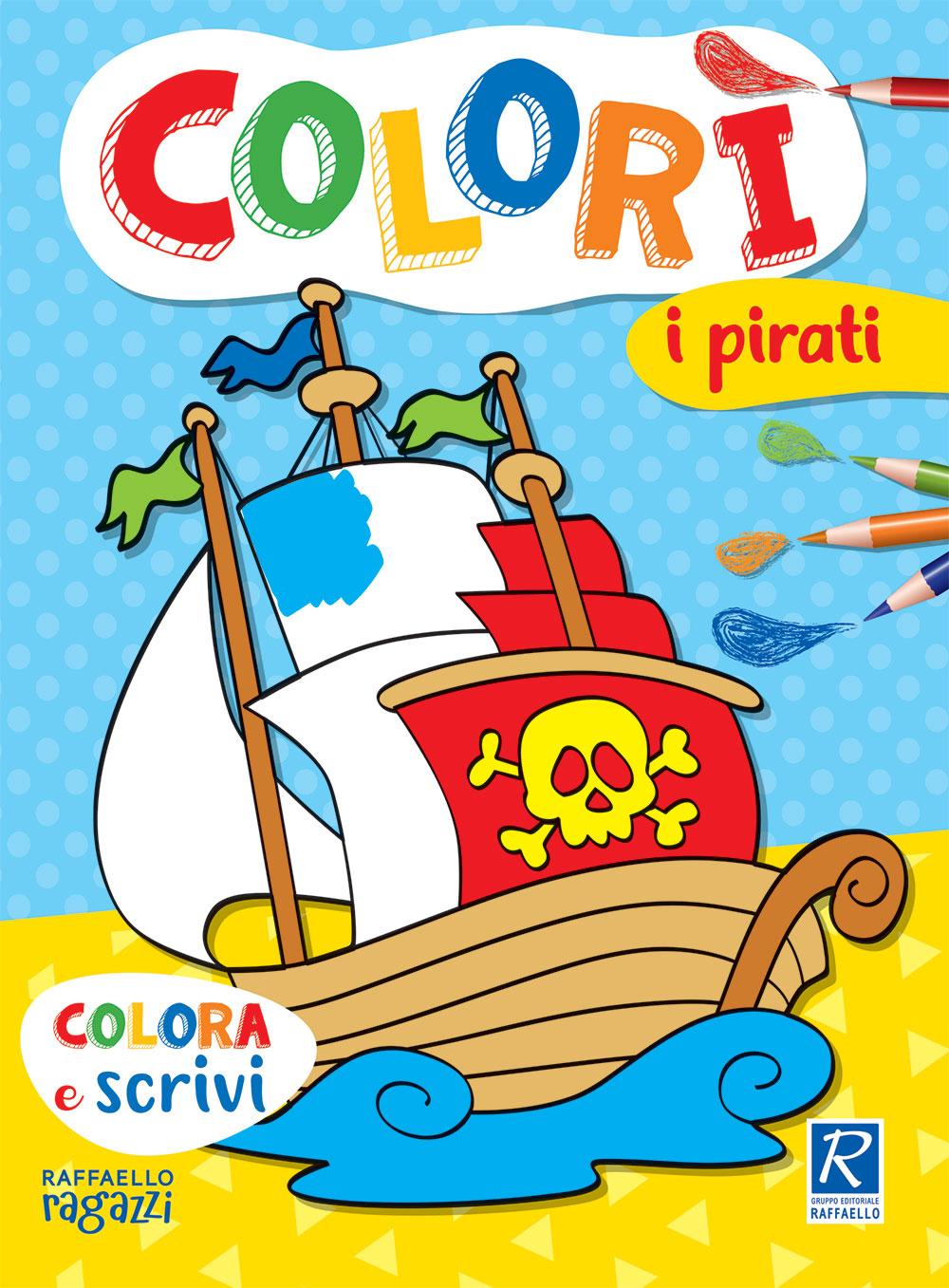 Colorì - I pirati