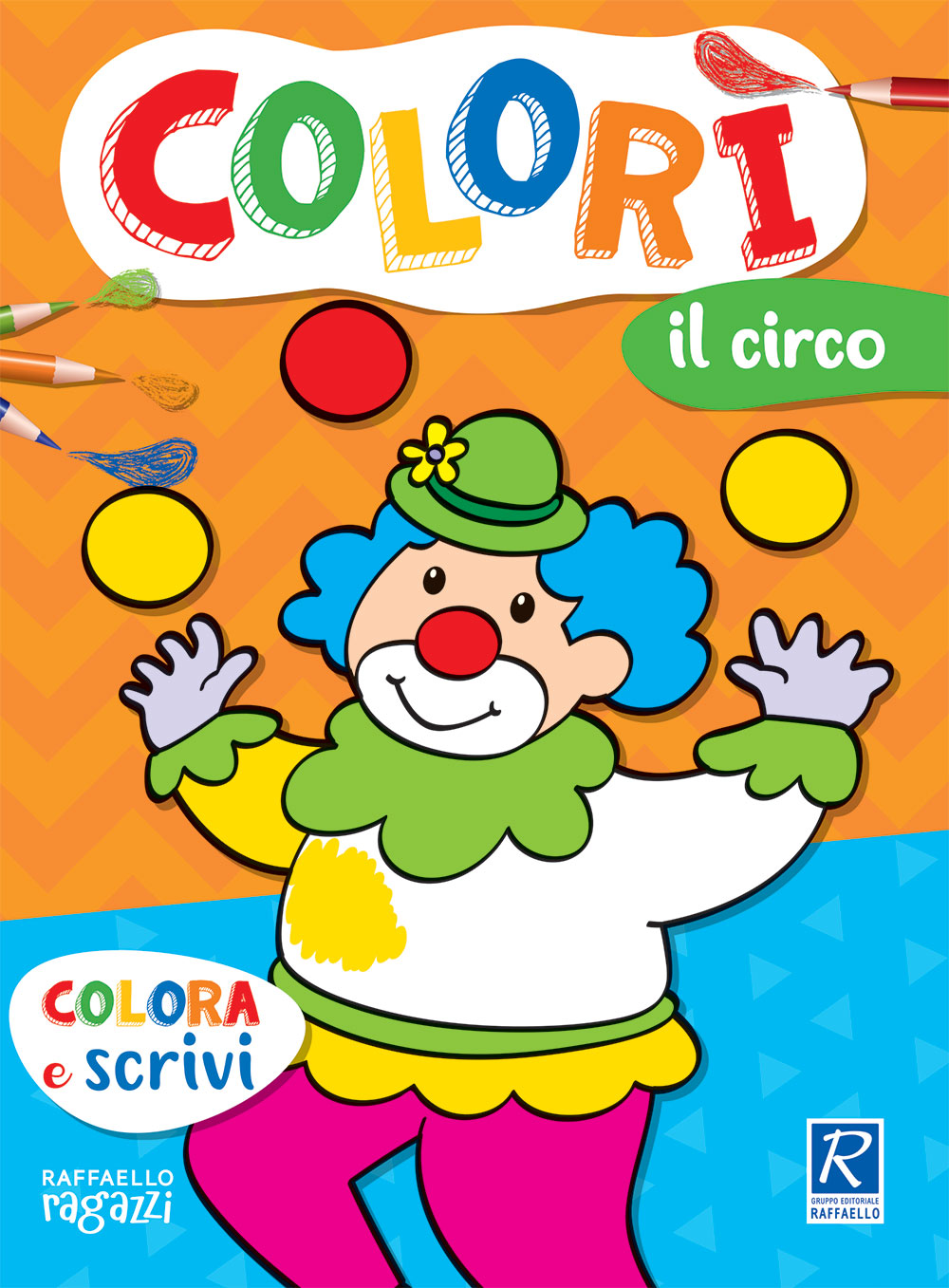 Colorì - Il circo
