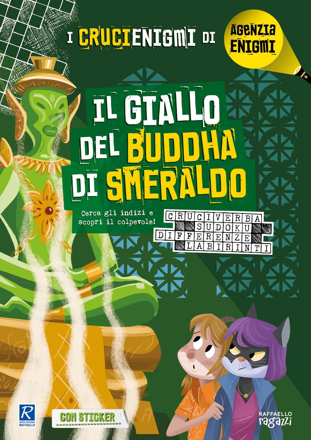 I crucienigmi - Il giallo del Buddha di smeraldo