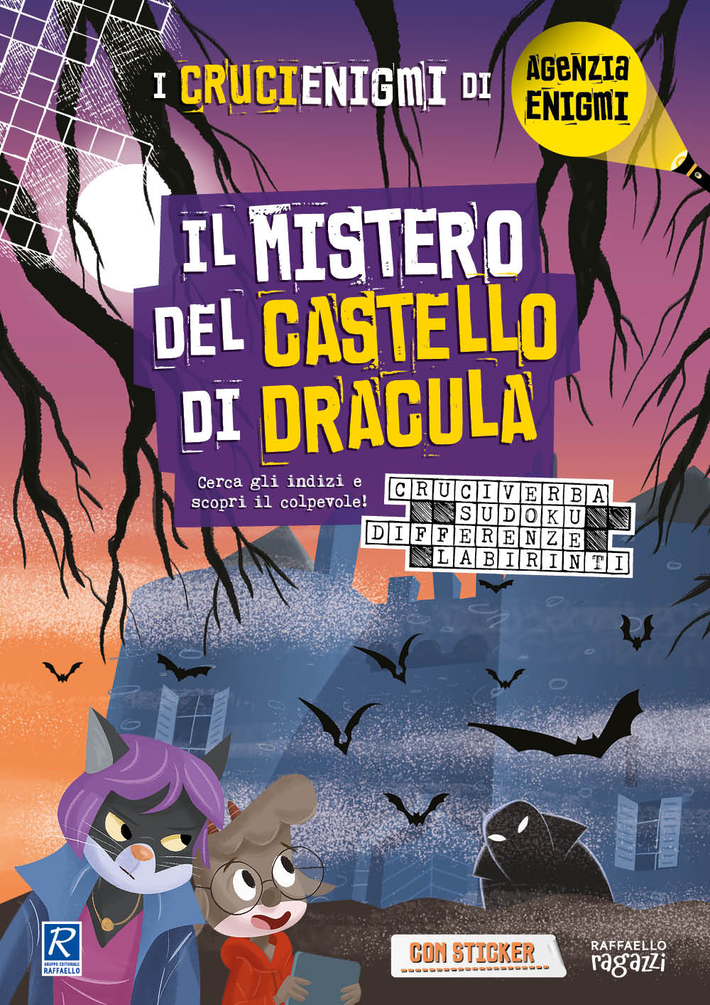 I crucienigmi - Il mistero del castello di Dracula