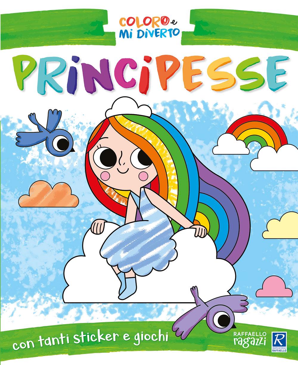 Coloro e mi diverto - Principesse