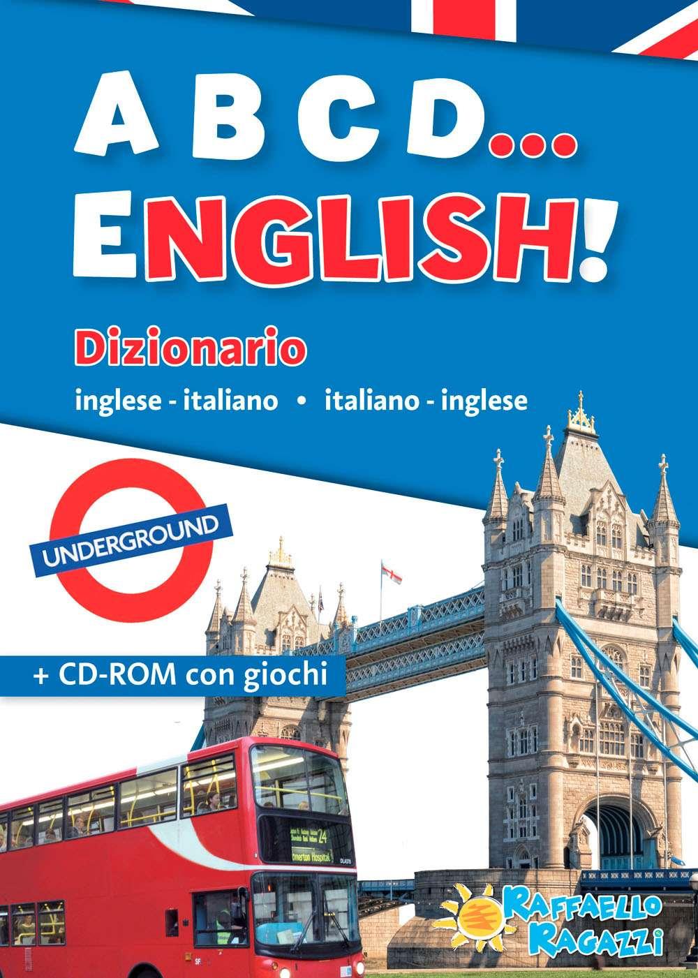 ABCD... English!