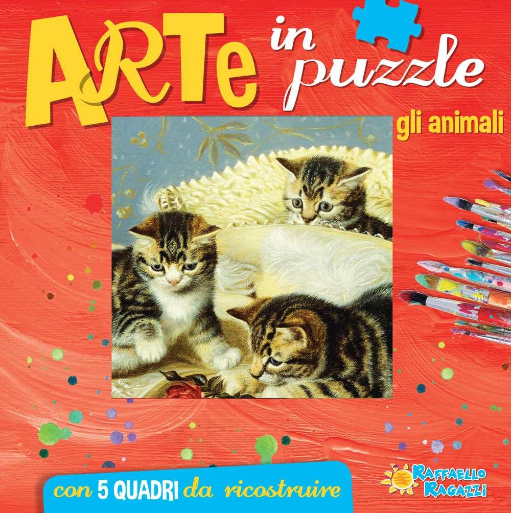 Arte in puzzle - Gli animali