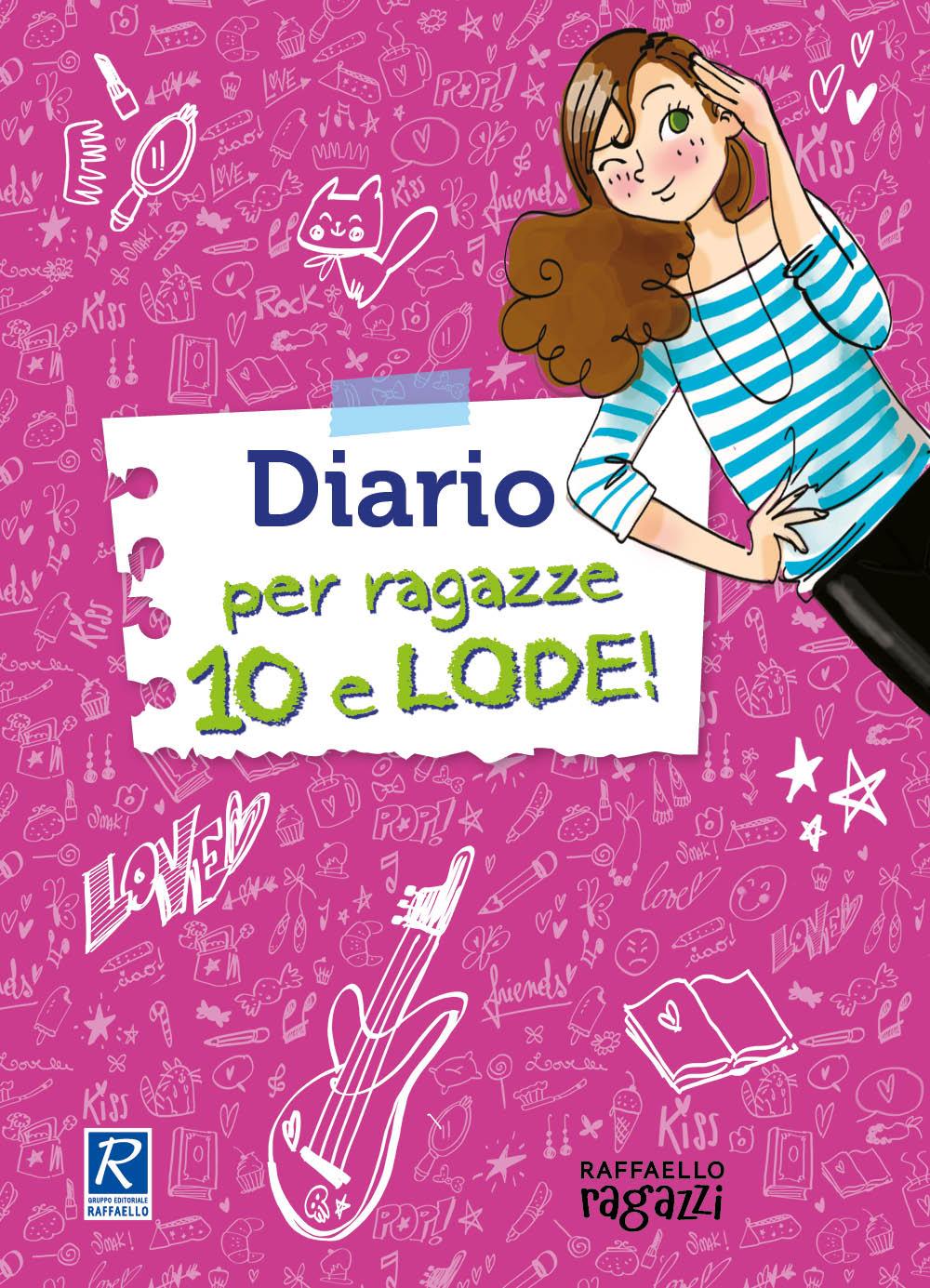 Diario per ragazze 10 e lode