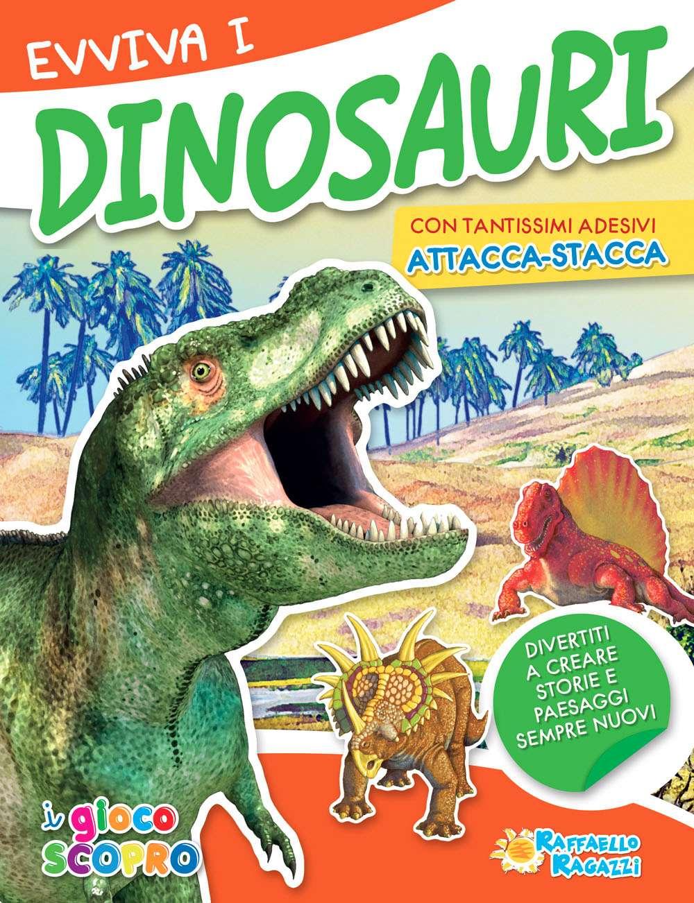 Evviva i dinosauri