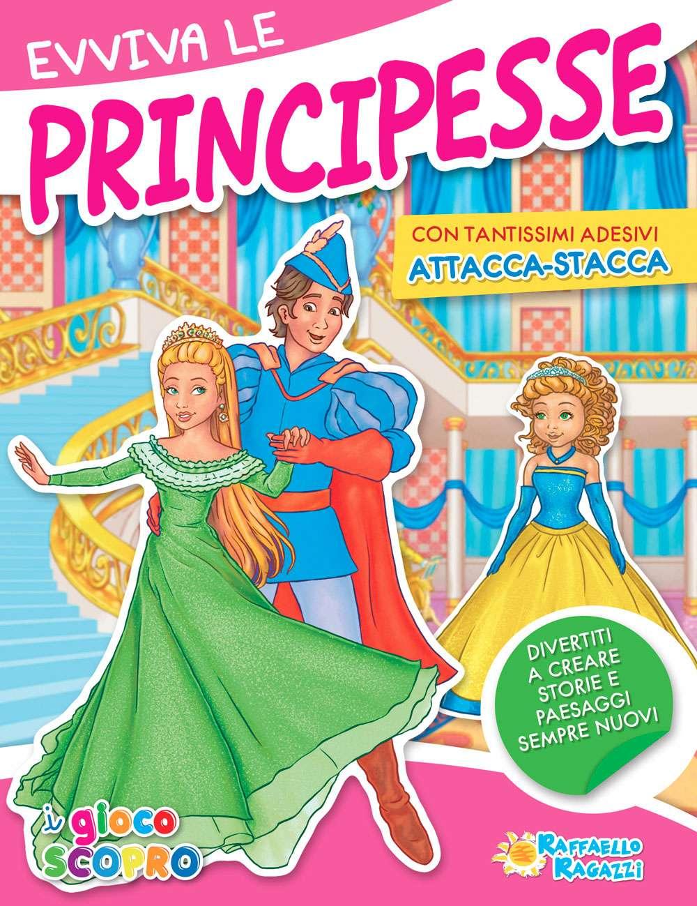 Evviva le principesse
