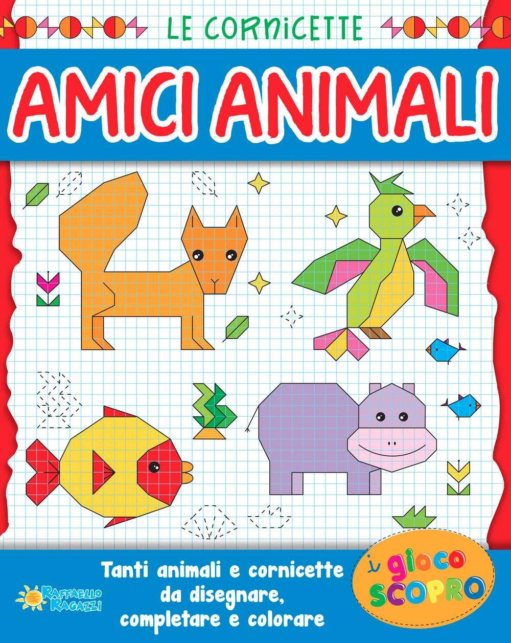 Le cornicette - Amici animali