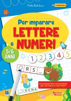 Per imparare lettere e numeri